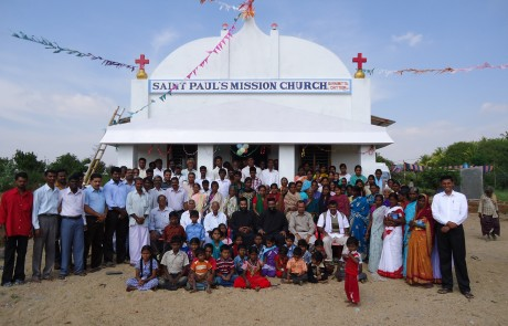 Mission Field - Andhra Pradesh - Garnimitta Missionaries and Believers