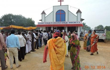 Mission Field - Andhra Pradesh - Punganoor