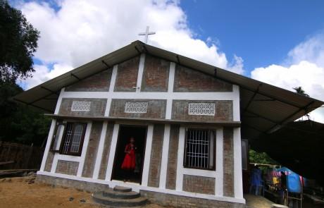 Mission Field - Assam - Assam Church