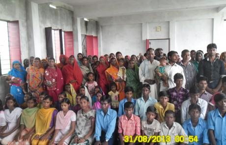 Mission Field - Bihar - Believers