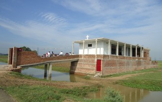 Mission Field - Bihar - Chapel