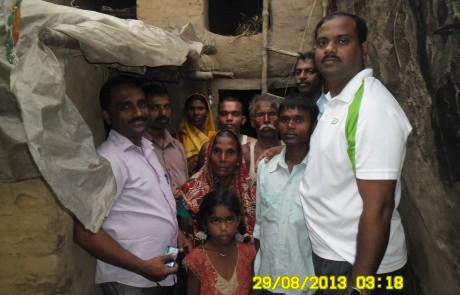 Mission Field - Bihar - Field Visit