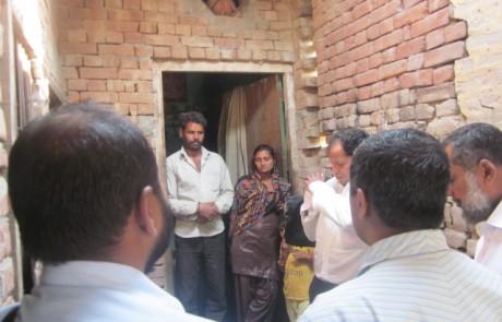 Mission Field - Haryana - Field Visit 1