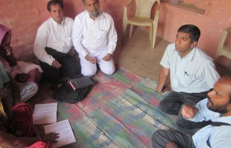 Mission Field - Haryana - Field Visit 2