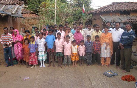 Mission Field - Jharkhand - Believers