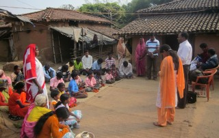 Mission Field - Jharkhand - Field Visit