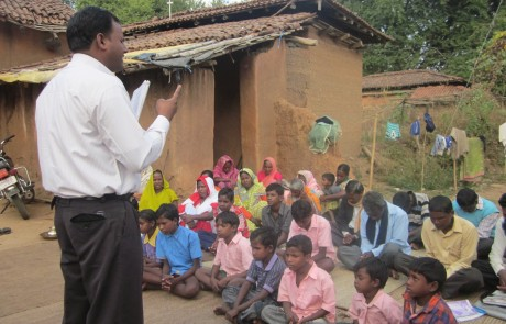 Mission Field - Jharkhand - The Gospel Time