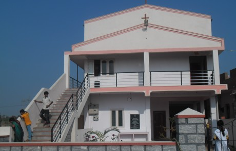Mission Field - Karnataka - Gigani