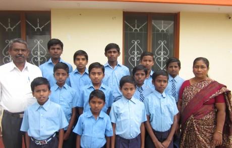 Mission Field - Karnataka - Grace Bhavan, Hulluhalli