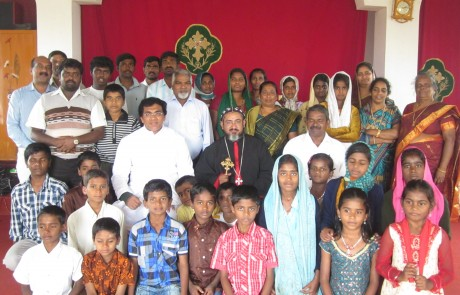 Mission Field - Karnataka - Hulluhalli Believers in our Church