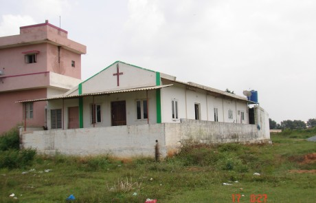 Mission Field - Karnataka - Jigani Old Chapel