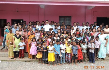 Mission Field - Kerala - Believers in Attappady 2