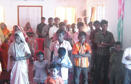 Mission Field - Kerala - Believers in Panathoor