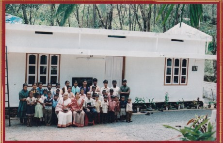 Mission Field - Kerala - Panathoor Church & Rehabilitation Centre