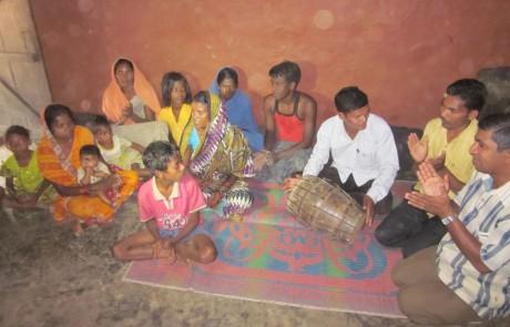 Mission Field - Orissa - Field Visit 1