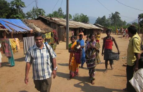 Mission Field - Orissa - Field Visit 2