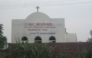 Mission Field - Punjab - Chapel