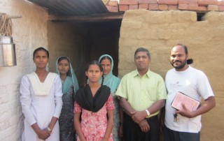 Mission Field - Punjab - Missionaries & Believers 2