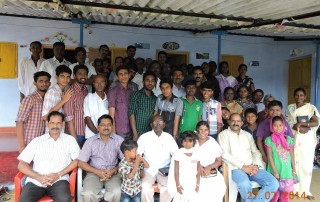 Mission Field - Tamil Nadu - Believers & Missionaries