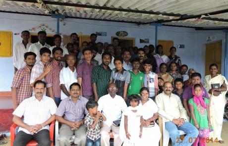 Mission Field - Tamil Nadu - Believers & Missionaries