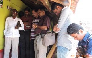 Mission Field - Tamil Nadu - Field Visit